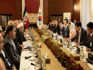 대통령 이란 순방으로 52조 원 경제성과 발판