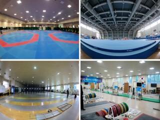 리우올림픽 D-100, 태릉선수촌 방문기