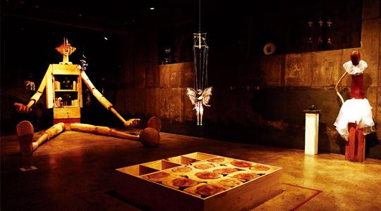 하슬라아트월드미술관에 상설 전시돼 있는 피노키오 모형.(사진=하슬라아트월드미술관)