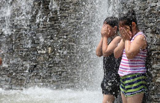기상관측 사상 가장 더운 여름…폭염 주의 당부