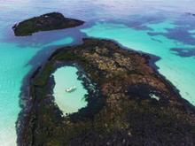 제주 바다 속에 숨겨진 비경, '코난비치'