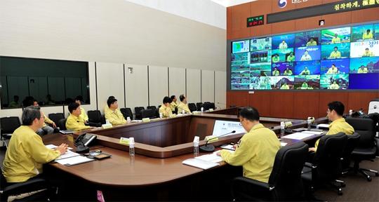 안전처, 지진 대응 지자체 상황근무체계 강화 당부