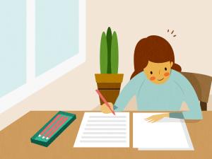 주 6일 하루 10시간씩 공부…1년 반 만...
