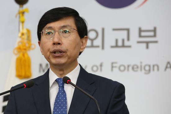 """정부 """"북 중거리 탄도미사일 발사 강력 규탄"""""""