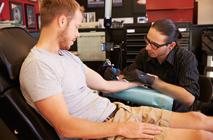 문신아티스트