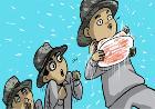 [말년이다] 야외에서(제일 맛있는 밥)
