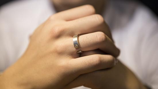 조이클의 대표 제품 프레임 반지