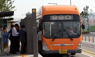 지난해 세종시 BRT 이용 430만명…하루 1만3576명 꼴