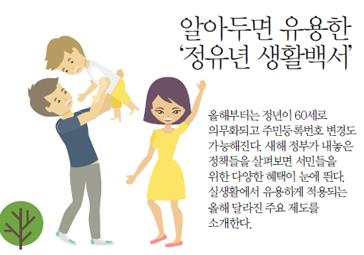 알아두면 유용한 '정유년 생활백서'