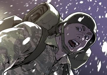 [국군 감동스토리] 전우의 뒷모습
