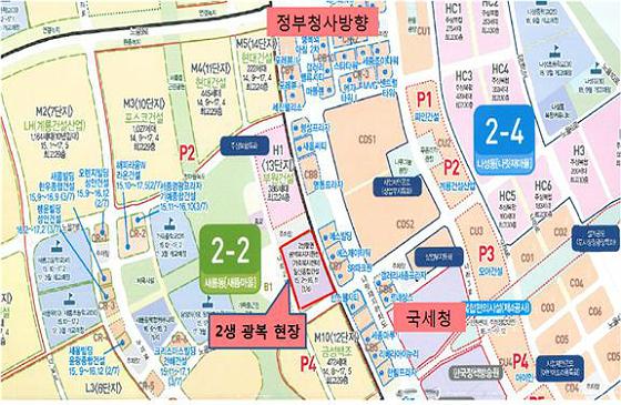 2생활권 광역복지지원센터 위치