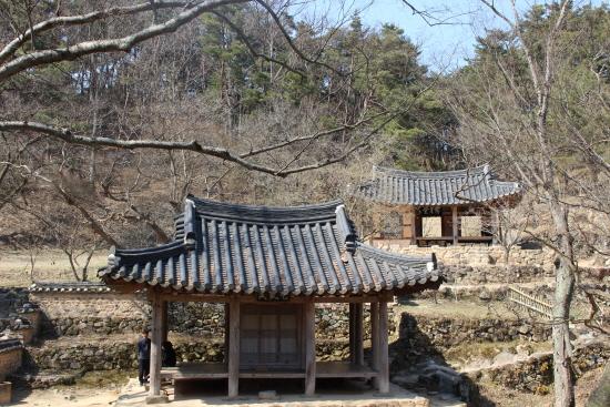 한국의 명원, 소쇄원 전경. 정말 아름답다.