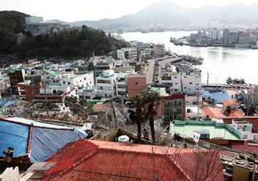 진하고 특별하다 '통영의 맛'