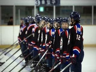 단 하나의 팀이 국가대표~ 여자아이스하키