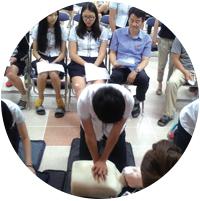 경남간호고등학교 수업 모습.(사진=경남간호고등학교)
