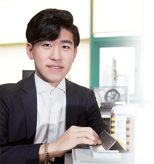 권서원(21) 대표.
