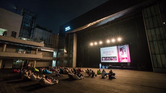 국립아시아문화전당(ACC)은 7일부터 8월30일까지 매주 수요일 오후 8시 야간 투어 프로그램인 'ACC 달빛 투어'를 실시한다.(사진 = 국립아시아문화전당)