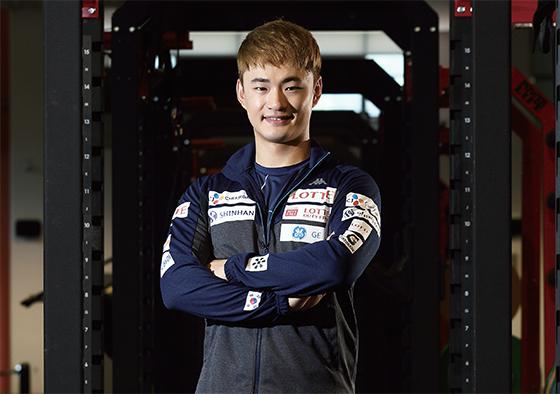 스노보드 알파인 국가대표 최보군 선수.(사진=C영상미디어)