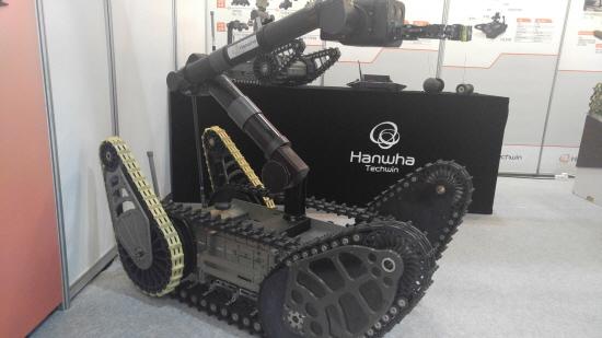 폭발물탐지제거로봇
