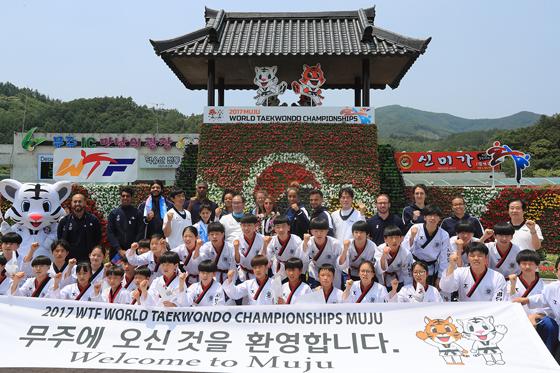 무주 세계태권도선수권대회 24일 개막…역대 최대 규모