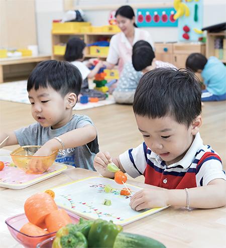 사랑채움 어린이집.(사진=C영상미디어)