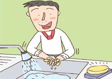 [카툰공감] 일요일은 아빠가 요리사