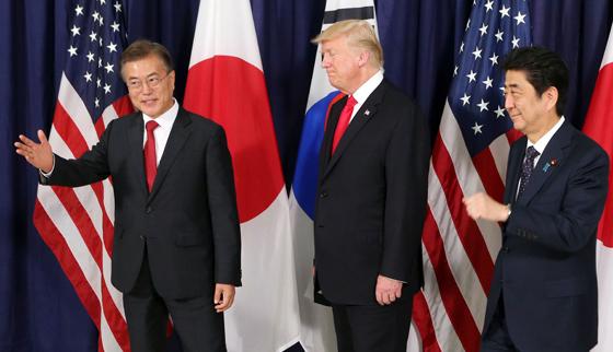 [평화와 번영의 한반도] 국제협력 주도하는 당당한 외교