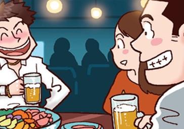 [카툰공감] 나대박씨의 인생극장