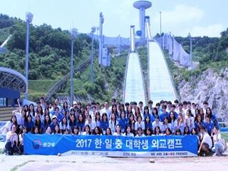 내년부터 2년마다, 한·일·중서 올림픽 개최~