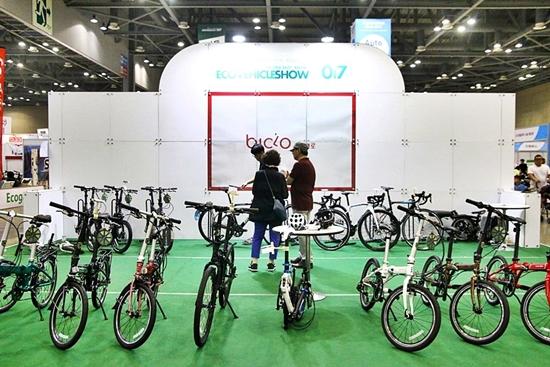 다양한 자전거를 만난 친환경탈것한마당