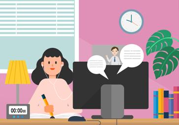 수험의 주요 3요소…'스톱워치·인강·온라인 스터디'