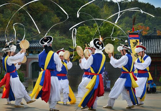 연휴 기간에 전통공연과 민속놀이 체험 등을 비롯한 다양한 문화행사가 마련된다. (사진 = 국립중앙박물관)