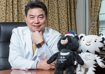 """""""이번 올림픽은 한국 의료 수준 세계에 알릴 기회죠"""""""