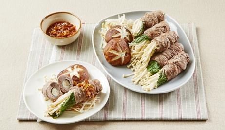 천 원의 보약 '팽이버섯', 가을식탁 준비!