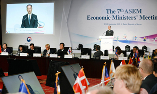 '아시아·유럽 포용적 성장'…아셈 경제장관회의 개막