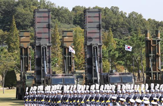 건군 69주년 국군의 날 행사…북 도발 응징 과시