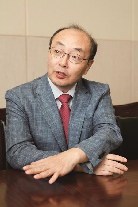 한국외대 한국어교육과 허 용 교수.(사진=한국외대 한국학센터 제공)