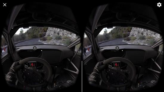 현대자동차몰에서는 자동차 시운전도 체험할 수 있다. 내부 구성도 파악이 가능했다.
