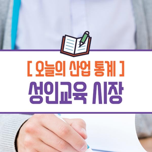학습지 푸는 성인 급증…10명 중 7명 외국어 '열공' 중