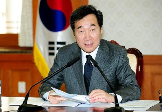 이 총리, '평창 알리기 외교'…성화 채화식 참석
