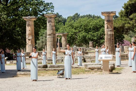 평창 동계올림픽 성화, 24일 그리스 올림피아서 채화