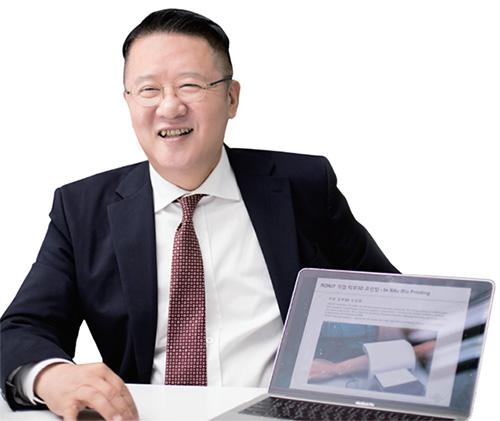 국내 최초 바이오3D프린터 개발한 로킷 대표 유석환씨.(사진=C영상미디어)