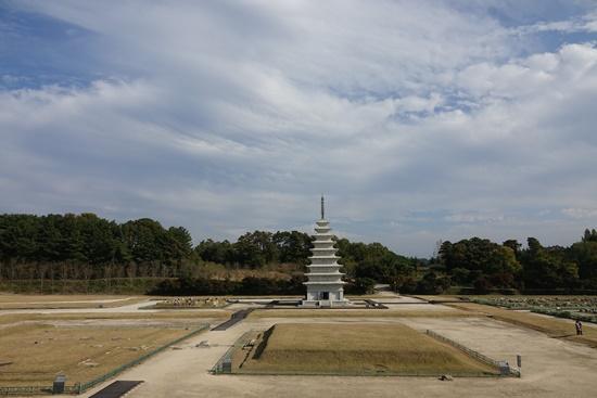 미륵사지 동탑