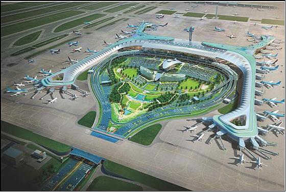 인천공항 4단계