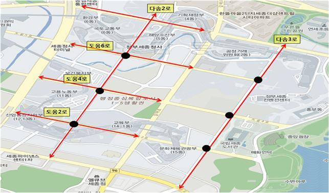 세종시, 도심 교통흐름 개선 위해 '비보호 좌회전' 확대