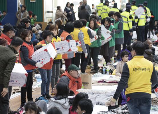 중기부, 지진피해 중소기업·전통시장 긴급 지원