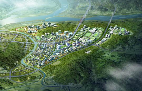 세종테크밸리 내 '외국인투자지역' 지정 추진
