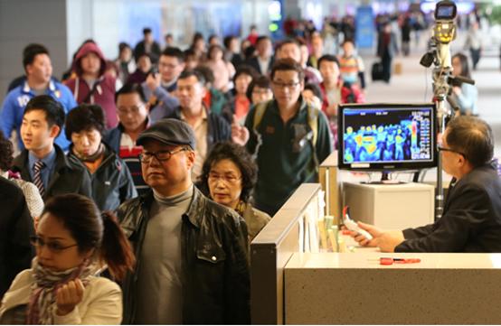 중국 여행때 AI  인체감염 주의하세요!
