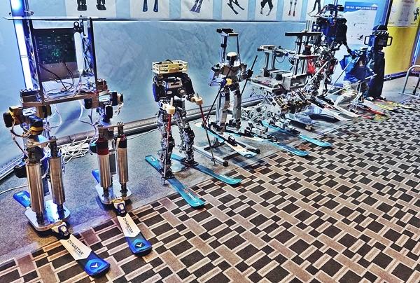 2018년 2월 11~12일, 평창올림픽에 국민관심을 증대하고 기술을 홍보하고자  강원도 횡성에서 세계 최초로 스키 로봇 대회가 열린다.