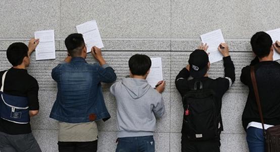 """정부의 청년고용정책 인지조사 결과, 87.3%가 """"청년일자리정책사업을 더욱 확대시켜야 한다""""고 응답했다. (사진=공감포토)"""